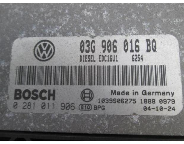 calculator motor vw touran 2.0tdi 03g906016bq
