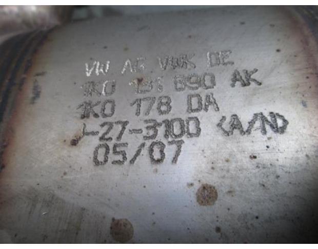 catalizator 1k0131890ak seat altea 1.9tdi
