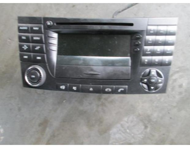 cd audio a2118201079001 mercedes e 270 cdi