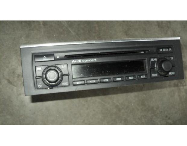 cd audio audi a4   2000-2004