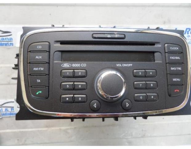 cd audio ford focus 2 1.6b 7m5t-18c815-bc