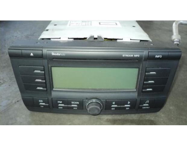 cd audio skoda octavia 2 (1z3) 2004/02-2013