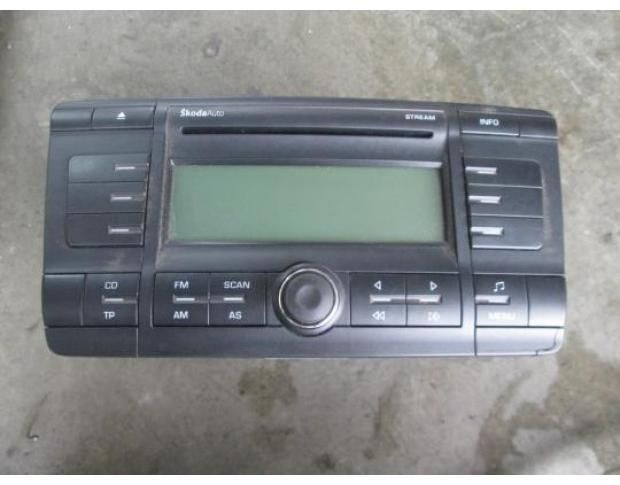 cd audio skoda octavia 2 cod 1z0035161b