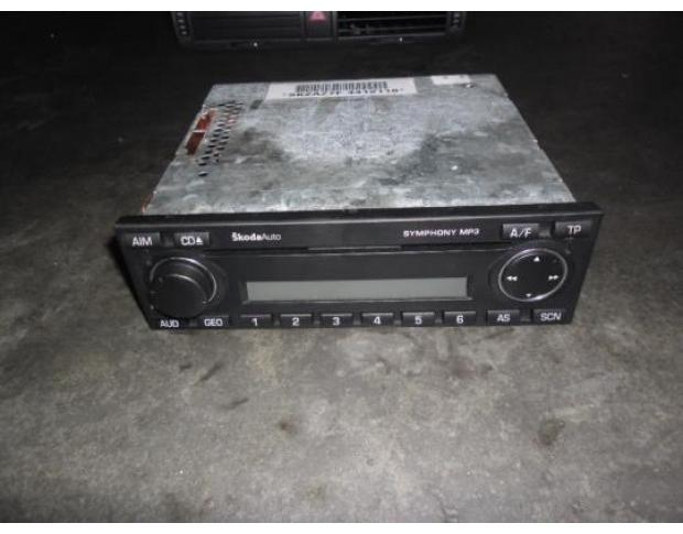 cd audio skoda superb (3u4) 2002/02 - 2008/03