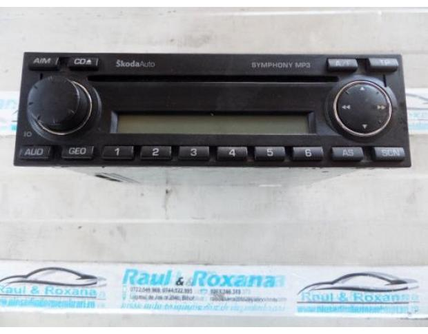 cd audio skoda superb 1.9tdi 101cp avb 1u0035156f