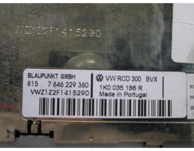 cd audio vw jetta 1.9tdi bxe 1k0035186r