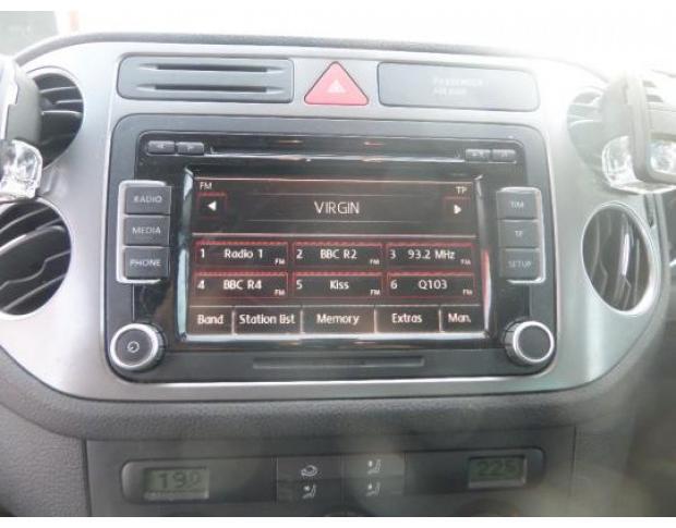 cd audio vw tiguan 2.0tdi