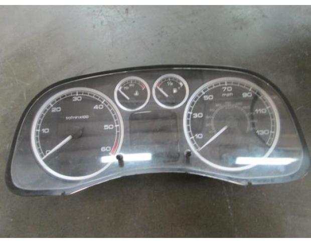 ceas bord 9655182980g01 peugeot 307 1.6hdi 9hz