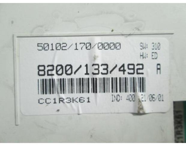 ceas bord renault kangoo 1.9d cod 8200133492a
