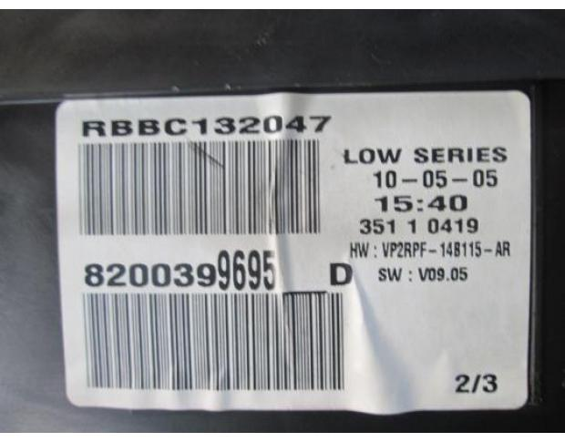 ceas bord renault megane 2 1.5dci 8200399695