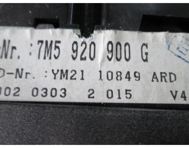 ceas bord seat alhambra 1.9tdi auy 7m5920900g