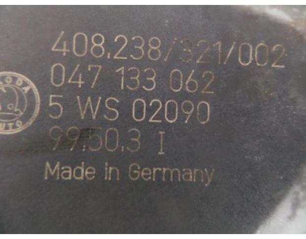 clapeta acceleratie skoda fabia 1 1.4mpi 047133062