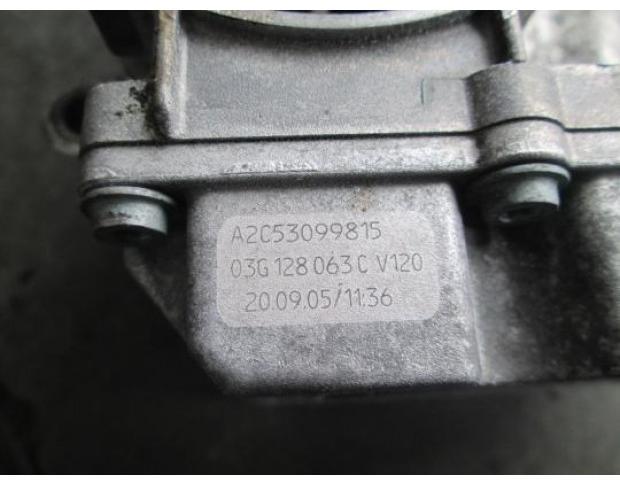 clapeta acceleratie skoda octavia 2 1.9tdi bkc cod 03g128063c