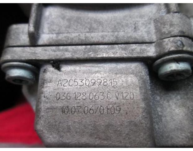 clapeta acceleratie skoda octavia 2 1.9tdi bxe 03g128063c