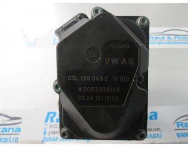 clapeta acceleratie vw scirocco 2.0tdi cbd 03l128063e