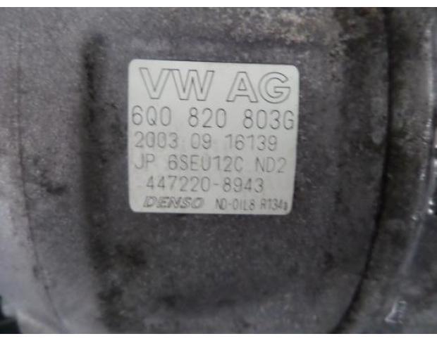 compresor clima seat ibiza 1.2b azq 6q0820803g