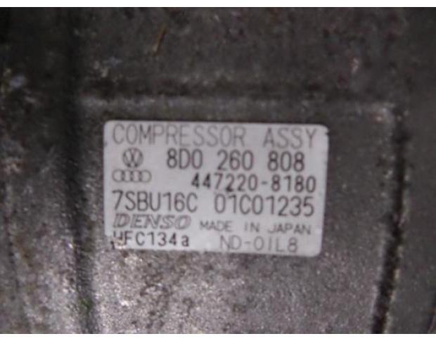 compresor clima vw passat b6 1.9tdi cod 8d0280808