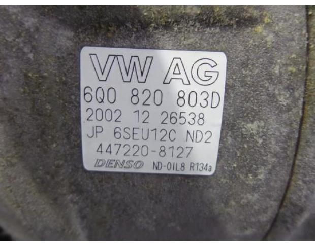 compresor clima vw polo 9n 1.4b bbz 6q0820803d