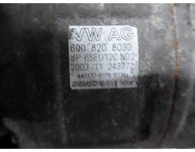 compresor clima vw polo 9n 1.9sdi cod 6q0820803d