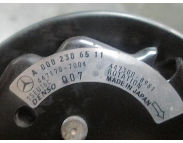compresor de clima a0002306511 mercedes c 220 cdi