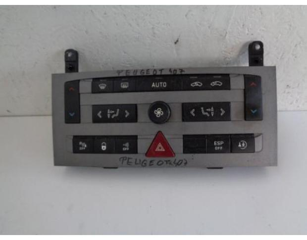 display clima peugeot 407 96573322yw
