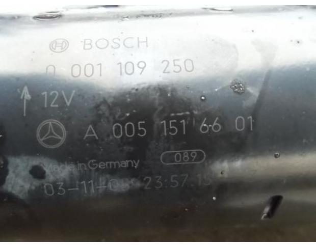electromotor mercedes e 320 cdi e211 a0051516601