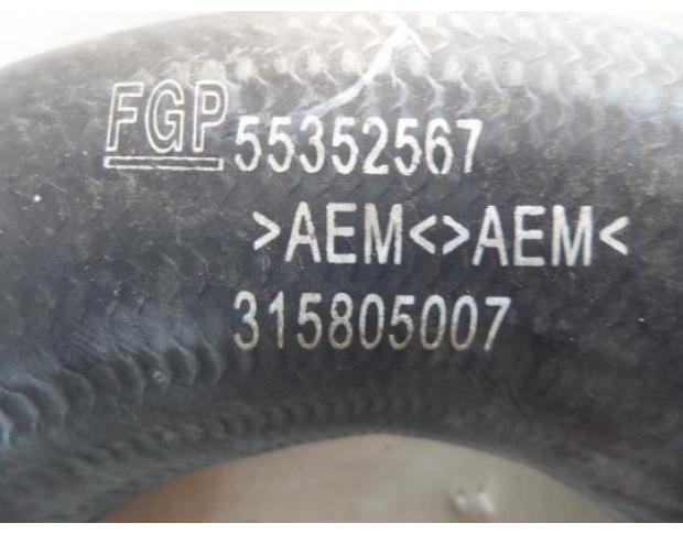 furtun intercoler opel vectra c 1.9cdti z19dt 55352567
