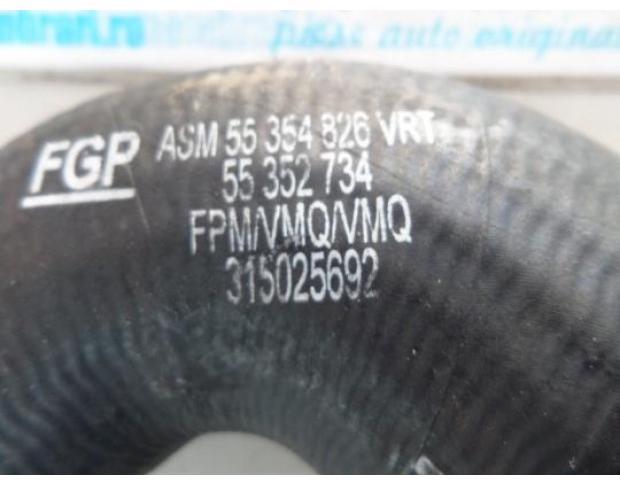 furtun intercoler opel vectra c 1.9cdti z19dt 55354825