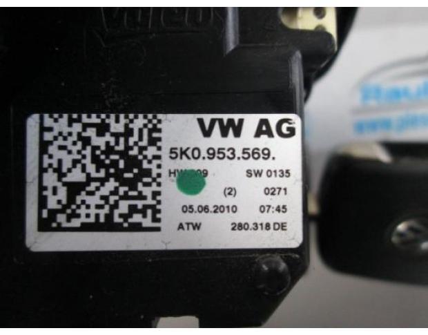 maneta stergator vw scirocco 2.0tdi cbd 5k0953569