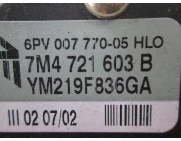 pedala acceleratie ford galaxy 1.9tdi auy 7m4721603b