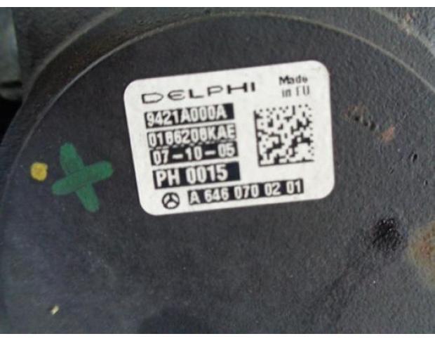 pompa inalta mercedes c 204 220 cdi a6460700201