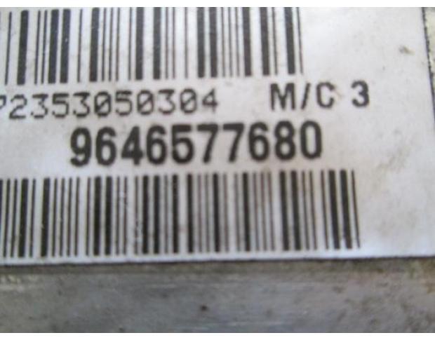 radiator racire 9646577680 peugeot 407 2.0hdi rhr