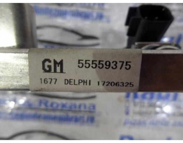 rampa injectoare opel astra h 1.6b z16xer 55559375