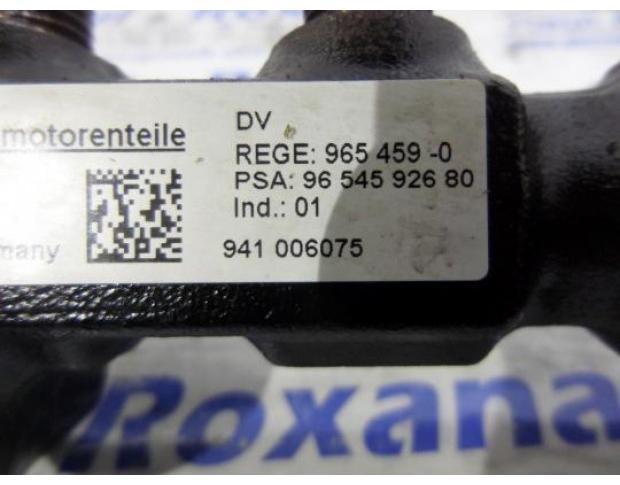 rampa injectoare peugeot 207 1.6hdi 9654592680