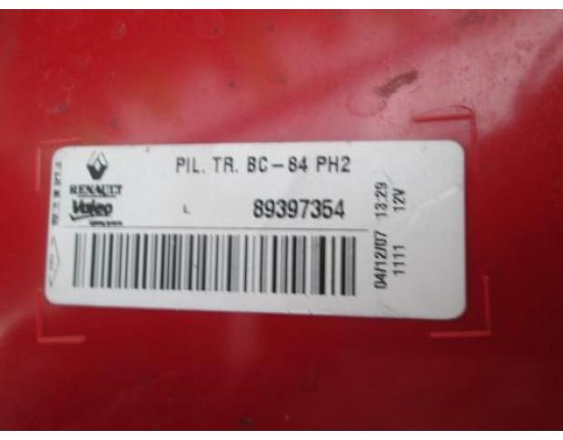 stop stanga renault megane 2 1.5dci cod 89397354