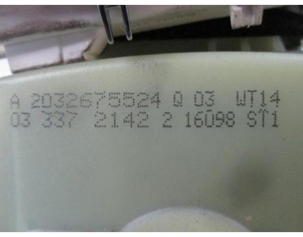 timonerie cutie viteza mercedes c 220 cdi a2032675524