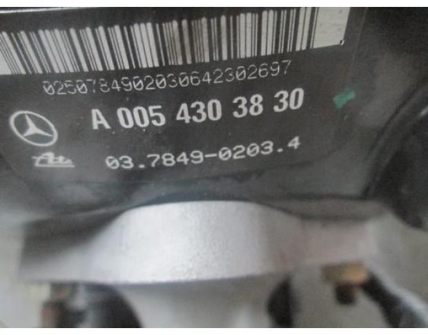 tulumba servo a0054303830 mercedes c 220 cdi