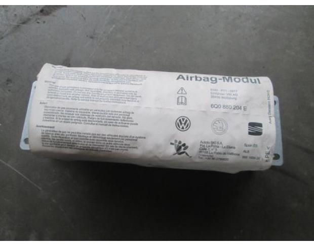vindem airbag pasager seat ibiza 1.2 azq cod 6q0880204e