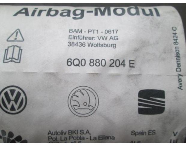 vindem airbag pasager seat ibiza 1.2b cod 6q0880204e