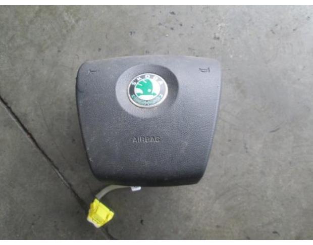 vindem airbag volan skoda octavia 2 1.6fsi blf cod 1z0880201n