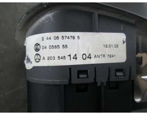 vindem bloc lumini mercedes c 200 kompressor cod a2035451404