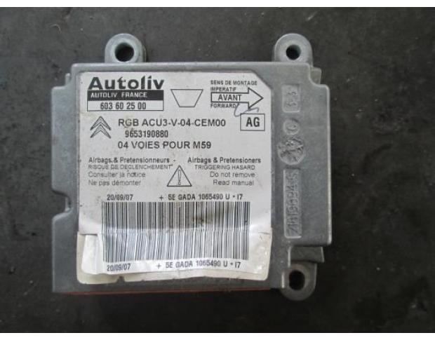 vindem calculator citroen berlingo 1.6hdi 9hw cod 9653190880