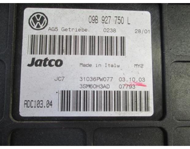 vindem calculator cutie viteza vw sharan 1.9tdi auy cod 09b927750l