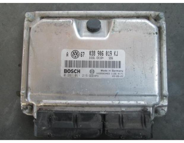 vindem calculator motor 038906019kj vw golf 4 1.9tdi