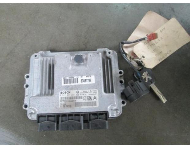 vindem calculator motor 9653239880 peugeot 307 1.6hdi 9hz