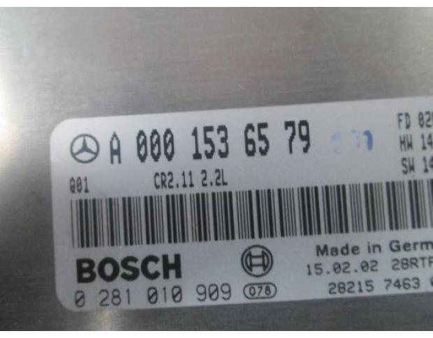 vindem calculator motor a0001536579 mercedes c 200 cdi