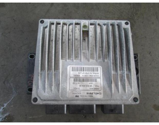 vindem calculator motor citroen c3 1.4hdi 8hy cod 9650043480