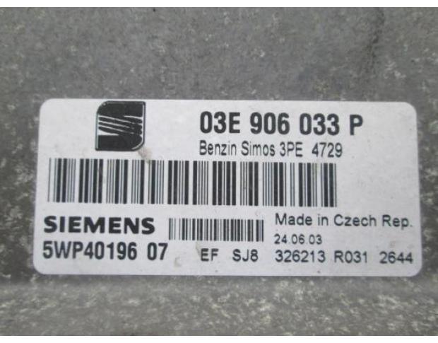 vindem calculator motor seat ibiza 1.2b cod 03e906033p
