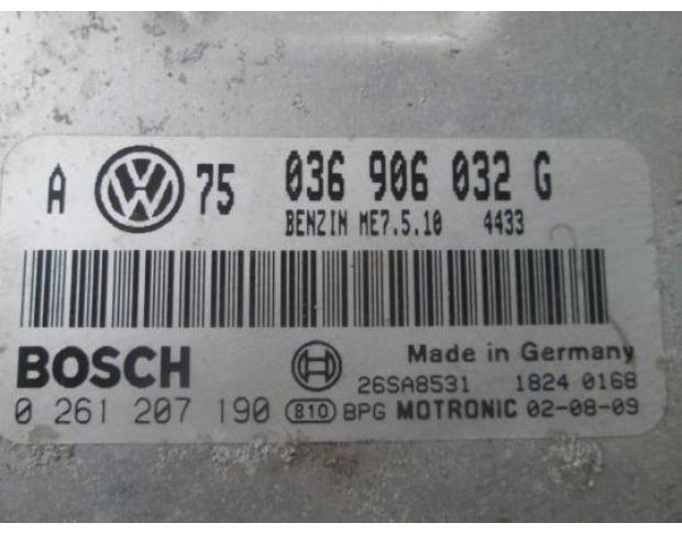 vindem calculator motor vw golf 4 1.4 axp cod 036906032g