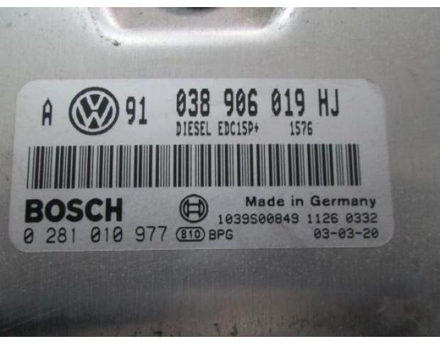 vindem calculator motor vw golf 4 1.9tdi asz cod 038906019hj